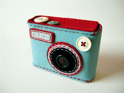Unique Handmade Cameras by Mats Wernersson