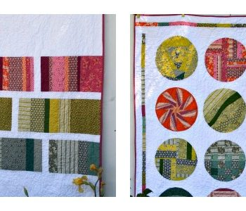 Two Birthday Quilts