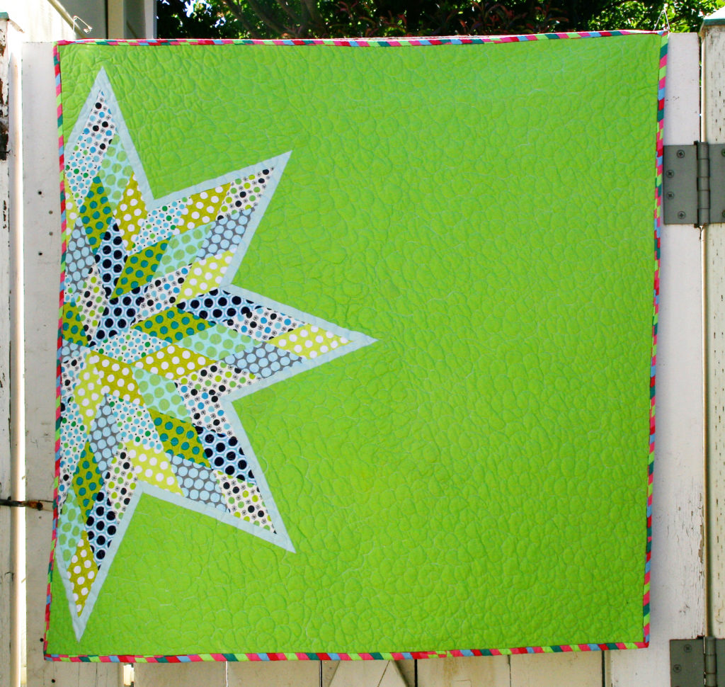 Lone Star Quilt Tutorial