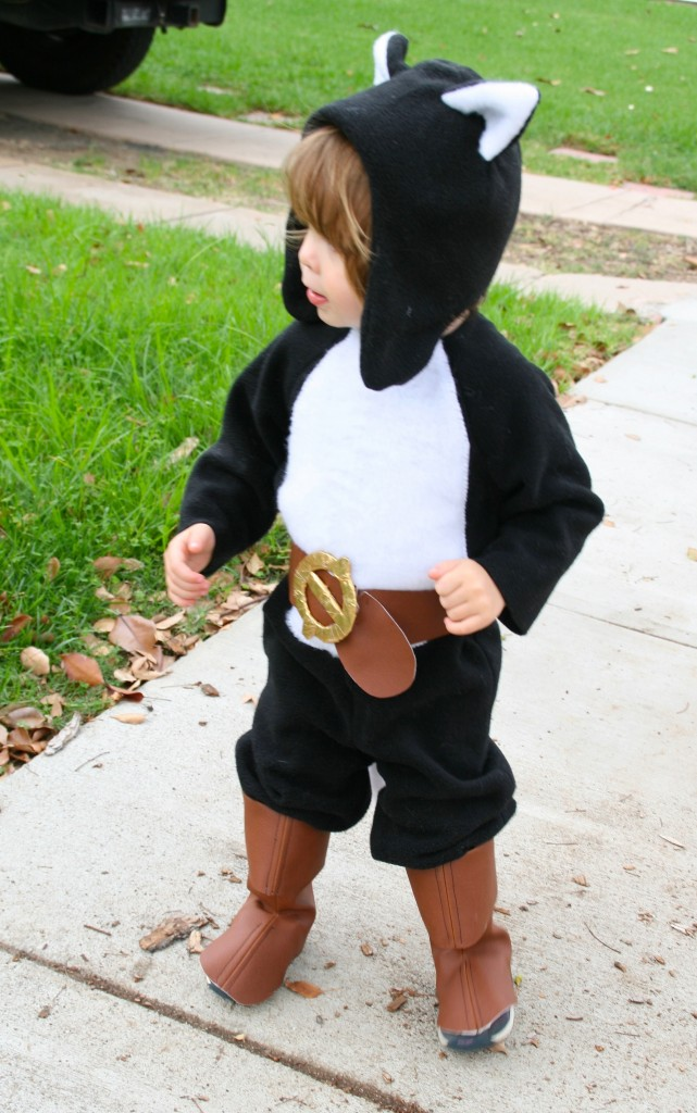 Kitty Softpaws toddler costume