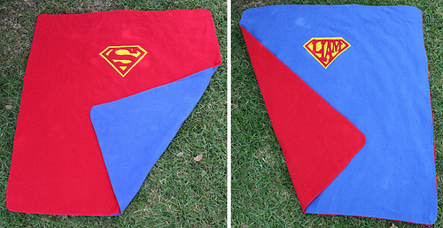 supermanblanket