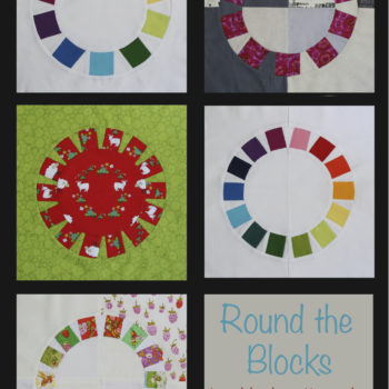 New Craftsy Pattern: Round The Blocks