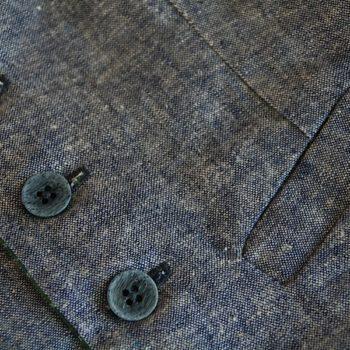 Oliver + S Art Museum Vest + Pants Pattern