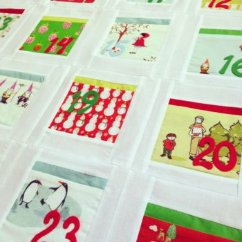 Countdown To Christmas Quilt Along: Piecing and Layout Variations