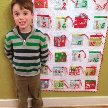 Countdown To Christmas Quilt-Along: Link-up and Prizes!