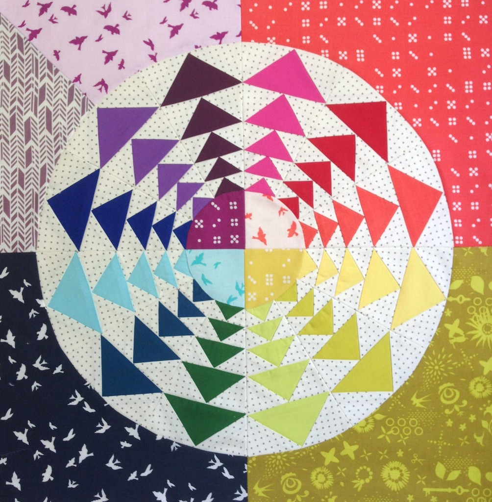 Right Round Pattern by Better off Thread