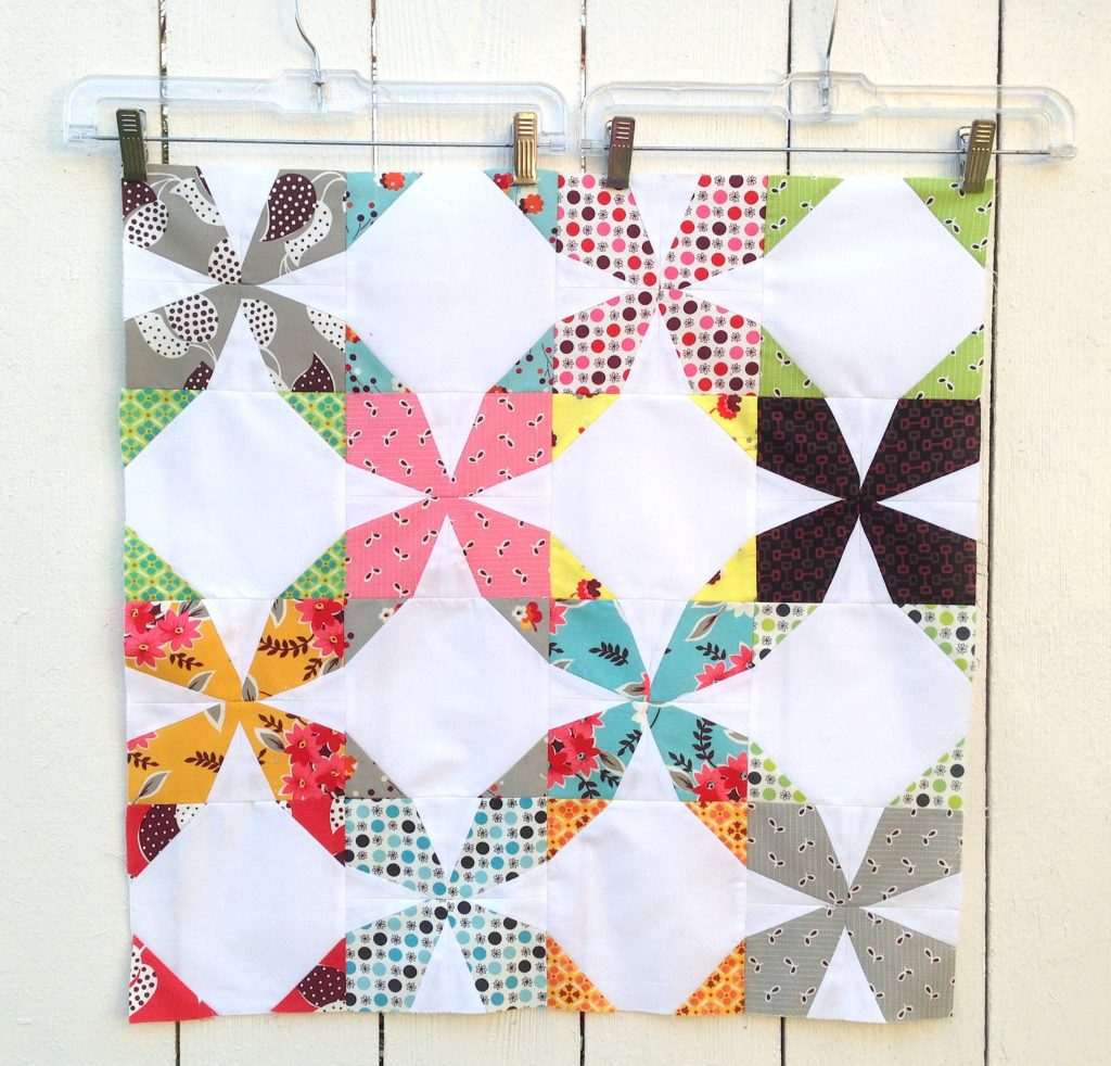 Wanta Fanta Block by Better Off Thread for the Bee Hive Series