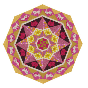 Kaleidoscope Block