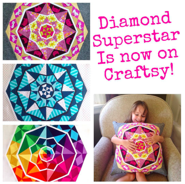Diamond Superstar Block