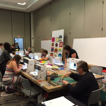 Quiltcon: Conquering Curves Class