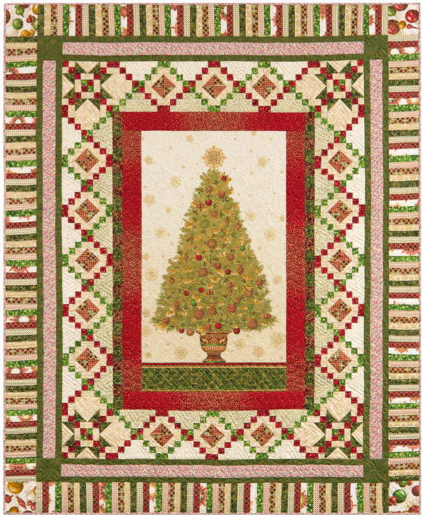 Glad Tidings By Better Off Thread featuring Winter's Grandeur by Studio RK