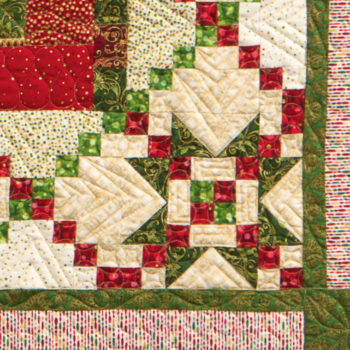 Glad Tidings: A Free Christmas Quilt
