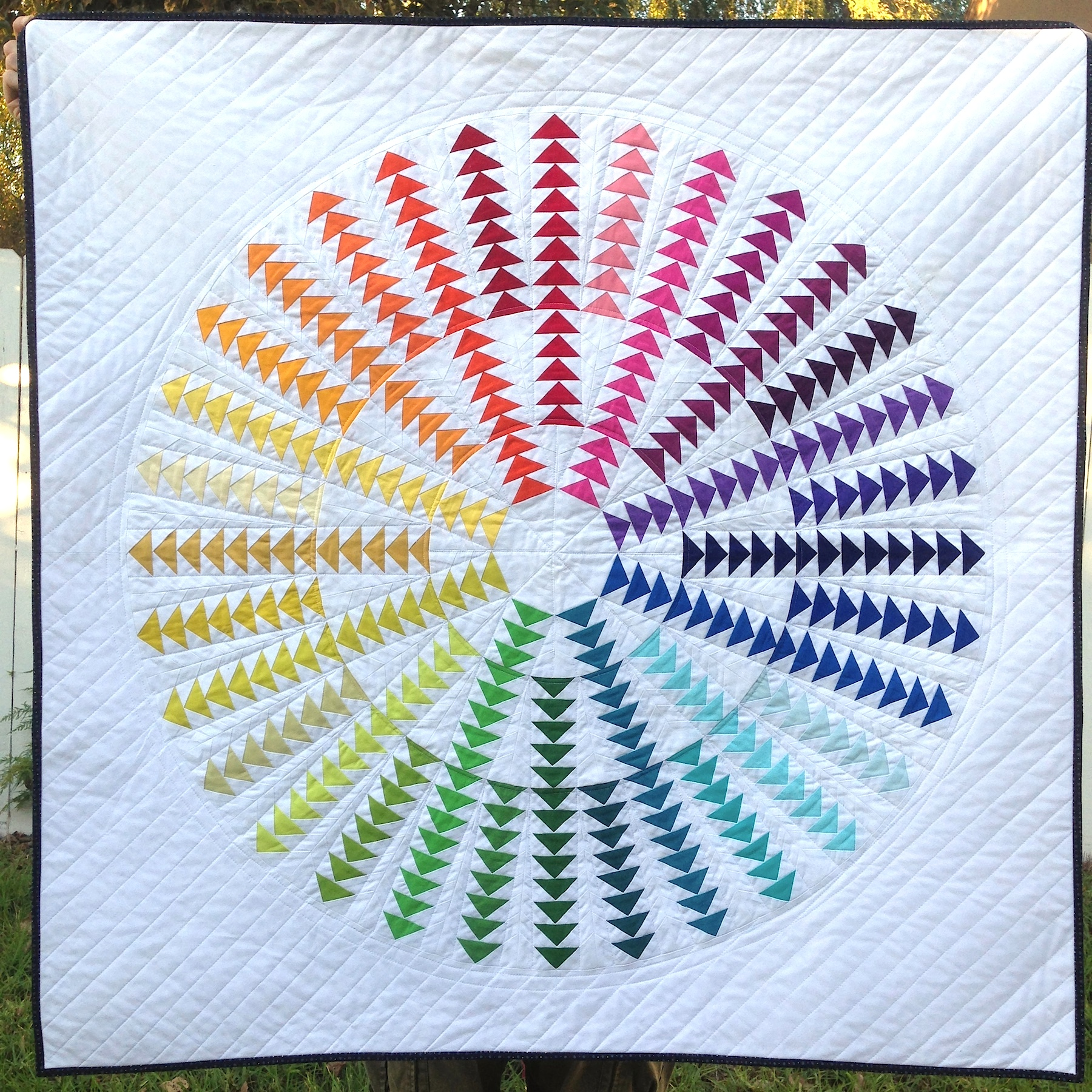 Gaggle of Geese Pattern (PDF) : geese quilt - Adamdwight.com