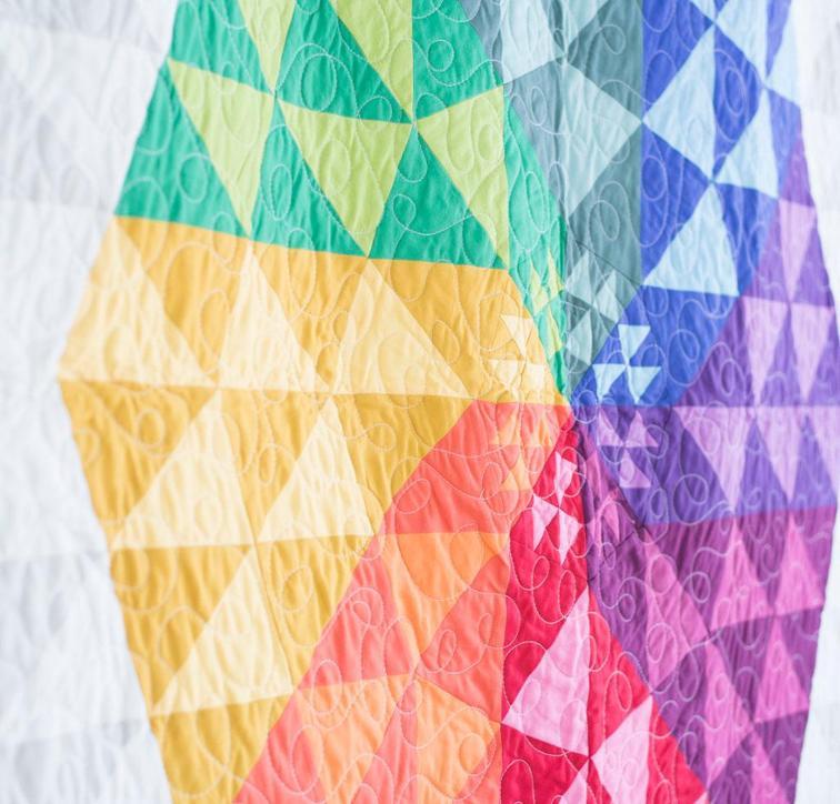 Solar Flare Quilt Pattern Pdf
