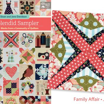 The Splendid Sampler Giveaway